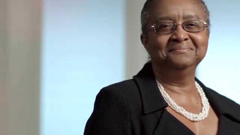 Sybil Jordan teaches us to set aside prejudice for success